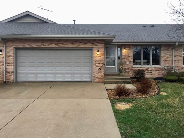 124 Wyndstone Drive #124, Elwood, IL 60421 (MLS #10679026) :: Suburban Life Realty