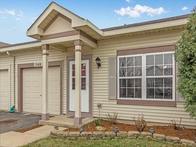 748 Bayles Drive, Romeoville, IL 60446 (MLS #10679028) :: Suburban Life Realty