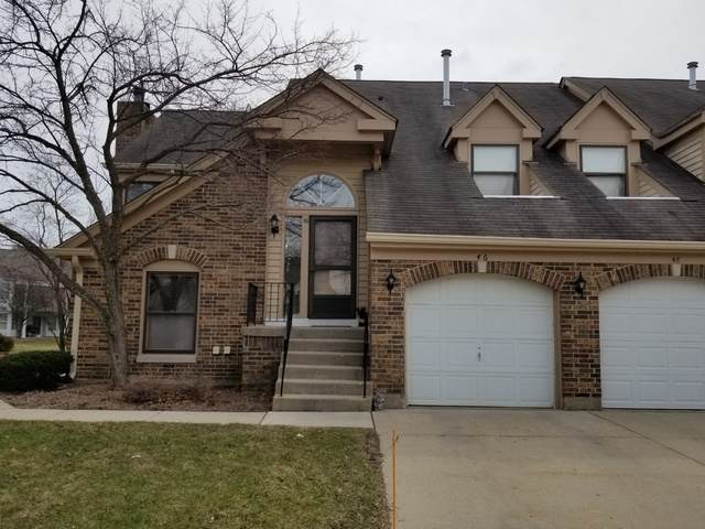46 Willow Parkway #0, Buffalo Grove, IL 60089 (MLS #10679073) :: Helen Oliveri Real Estate