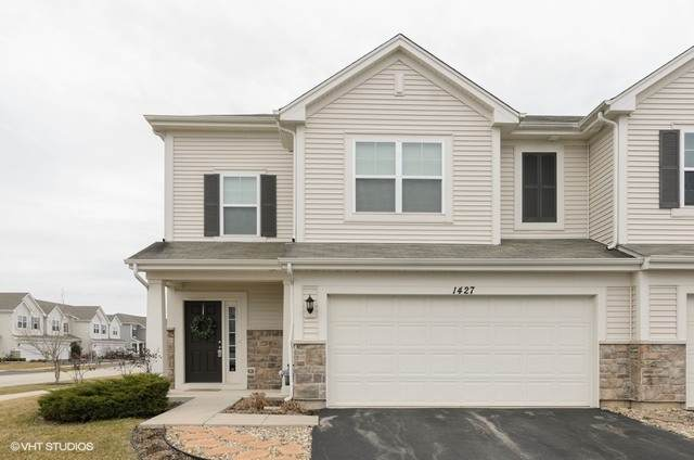 1427 Newport Cir Circle, Pingree Grove, IL 60140 (MLS #10679081) :: Knott's Real Estate Team