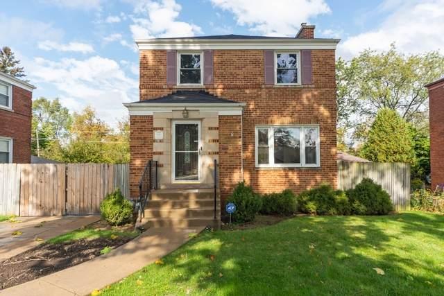 9964 Drury Lane, Westchester, IL 60154 (MLS #10679120) :: Angela Walker Homes Real Estate Group