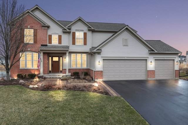 995 Tanager Court, Antioch, IL 60002 (MLS #10679152) :: Property Consultants Realty