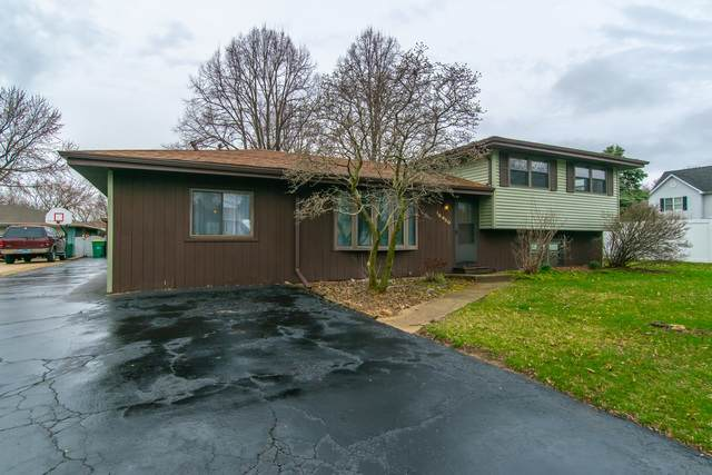 16950 S Heathercreek Drive, Plainfield, IL 60586 (MLS #10679170) :: The Wexler Group at Keller Williams Preferred Realty