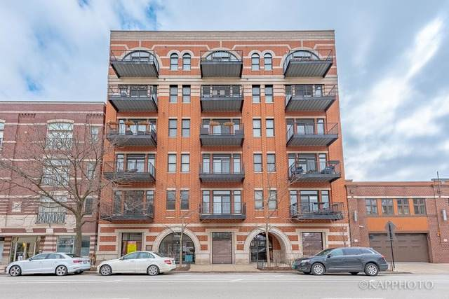 1355 W Washington Boulevard 4C, Chicago, IL 60607 (MLS #10679172) :: Property Consultants Realty