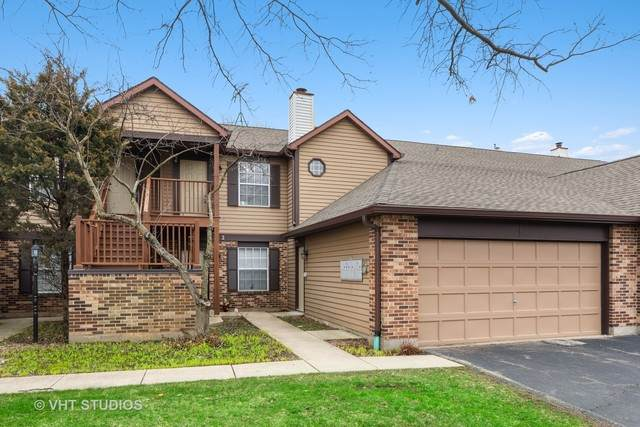 383 Sandhurst Circle #4, Glen Ellyn, IL 60137 (MLS #10679176) :: The Wexler Group at Keller Williams Preferred Realty
