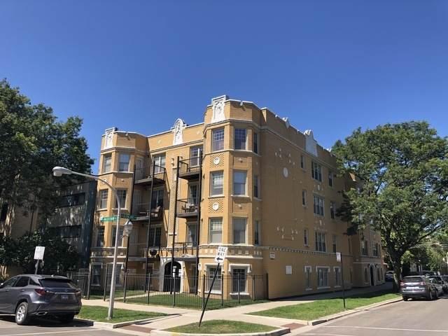 2707 W Glenlake Avenue #3, Chicago, IL 60659 (MLS #10679180) :: John Lyons Real Estate