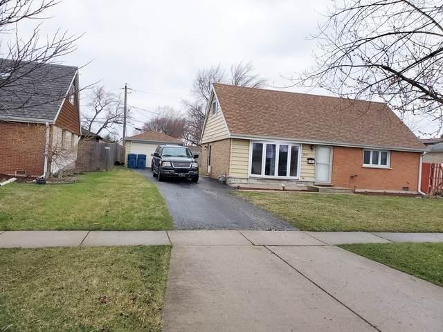 6912 Olympic Drive, Bridgeview, IL 60455 (MLS #10679271) :: Helen Oliveri Real Estate