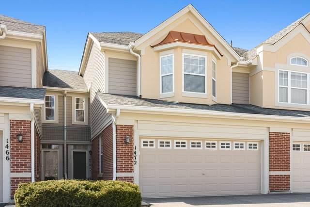 1472 Pinehurst Circle, Vernon Hills, IL 60061 (MLS #10679281) :: Ryan Dallas Real Estate