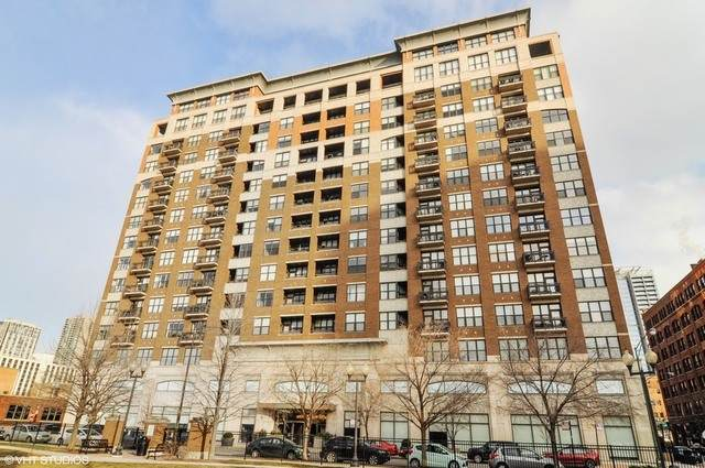 849 N Franklin Street #1201, Chicago, IL 60610 (MLS #10679337) :: Property Consultants Realty