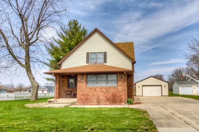 318 W Grove Avenue, Rantoul, IL 61866 (MLS #10679386) :: Knott's Real Estate Team