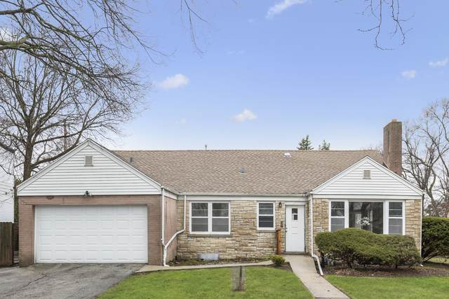 1540 Fowler Avenue, Evanston, IL 60201 (MLS #10679444) :: The Wexler Group at Keller Williams Preferred Realty