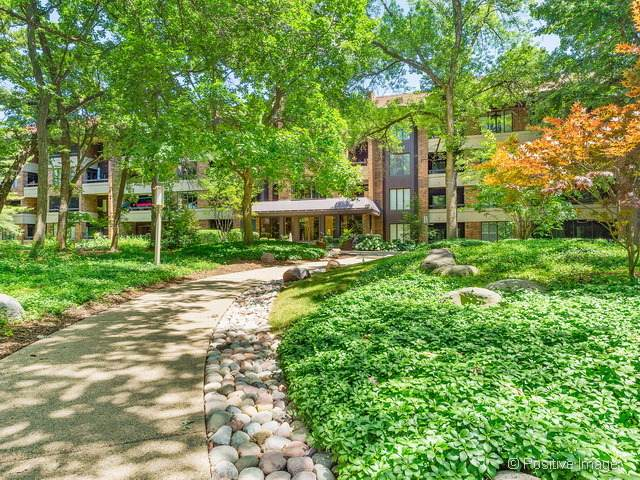 1401 Burr Oak Road 103B, Hinsdale, IL 60521 (MLS #10679499) :: Property Consultants Realty