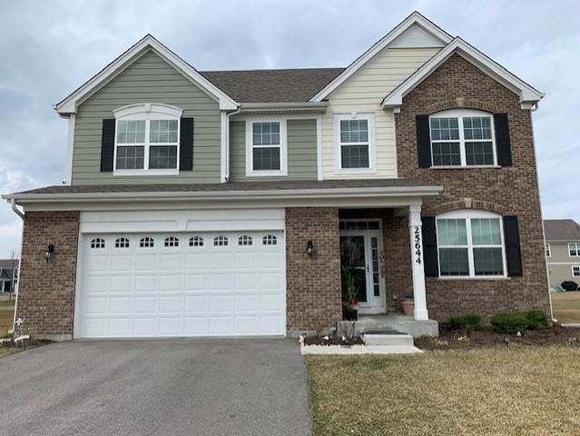 25644 W Cerena Circle, Plainfield, IL 60586 (MLS #10679500) :: Littlefield Group