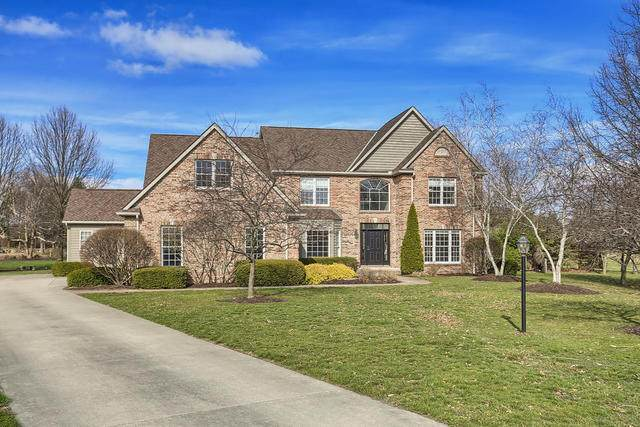 1306 Walnut Creek Court, Mahomet, IL 61853 (MLS #10679526) :: Property Consultants Realty