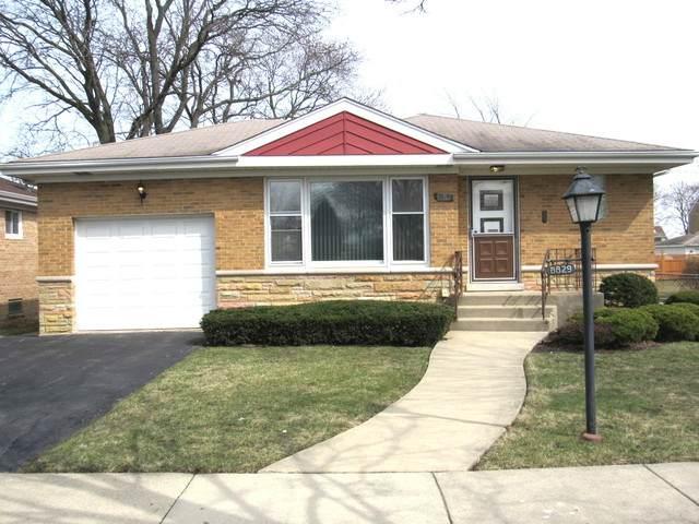 8829 National Avenue, Morton Grove, IL 60053 (MLS #10679592) :: Baz Network | Keller Williams Elite