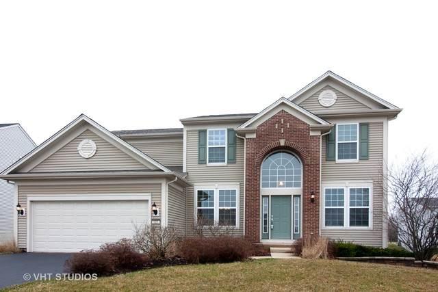 323 Parker Place, Oswego, IL 60543 (MLS #10679595) :: O'Neil Property Group