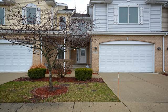 851 Jameson Court E, Carol Stream, IL 60188 (MLS #10679596) :: Property Consultants Realty