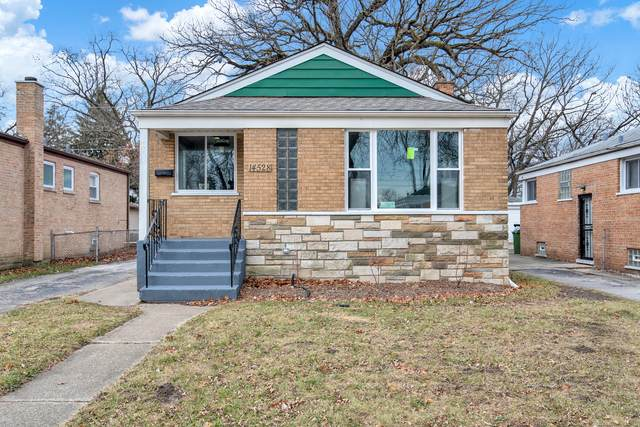 14528 University Avenue, Dolton, IL 60419 (MLS #10679617) :: Property Consultants Realty