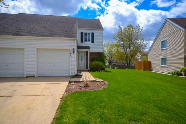 740 Hearth Drive, Hanover Park, IL 60133 (MLS #10679619) :: Angela Walker Homes Real Estate Group
