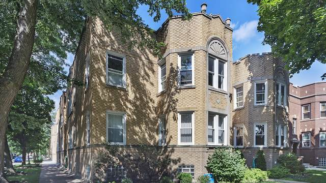5704 N Campbell Avenue #1, Chicago, IL 60659 (MLS #10679637) :: John Lyons Real Estate