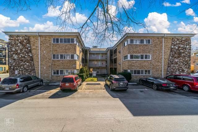 7201 W Wellington Avenue 3C, Elmwood Park, IL 60707 (MLS #10679641) :: Property Consultants Realty