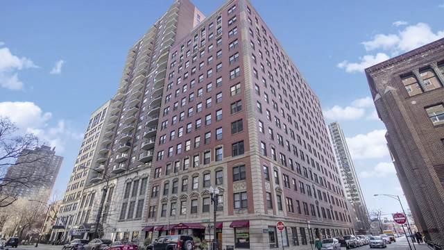 1250 N Dearborn Street 17B, Chicago, IL 60610 (MLS #10679646) :: The Mattz Mega Group
