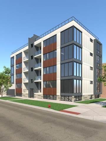 1300 N Claremont Avenue #2, Chicago, IL 60622 (MLS #10679653) :: The Mattz Mega Group