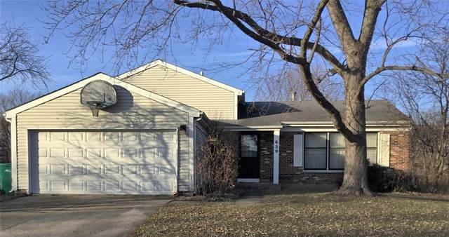 620 Caren Drive, Buffalo Grove, IL 60089 (MLS #10679664) :: Helen Oliveri Real Estate