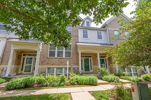 5545 Cambridge Way, Hanover Park, IL 60133 (MLS #10679667) :: John Lyons Real Estate