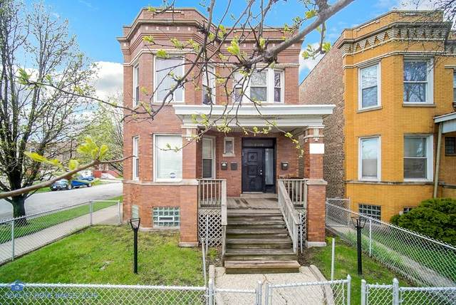 7258 S Lafayette Avenue, Chicago, IL 60621 (MLS #10679672) :: Helen Oliveri Real Estate
