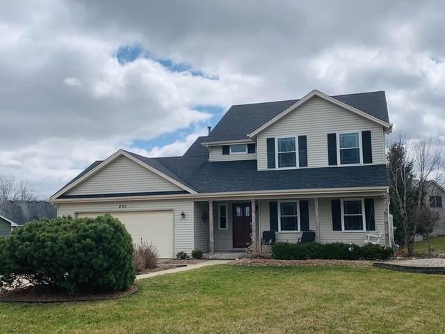 831 Warne Court, Elburn, IL 60119 (MLS #10679694) :: Angela Walker Homes Real Estate Group