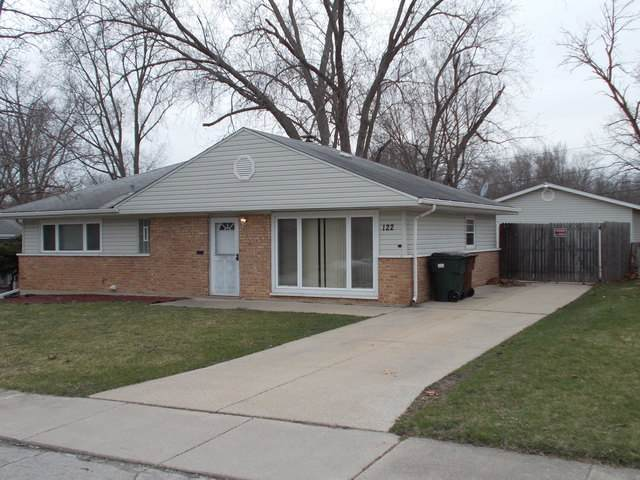 122 Nanti Street, Park Forest, IL 60466 (MLS #10679703) :: Property Consultants Realty