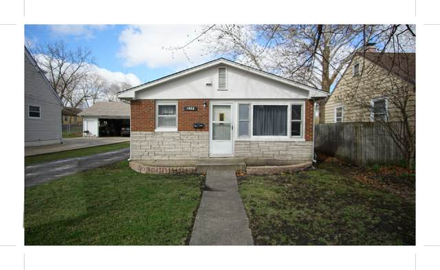 1023 Jackson Street, Aurora, IL 60505 (MLS #10679734) :: Angela Walker Homes Real Estate Group