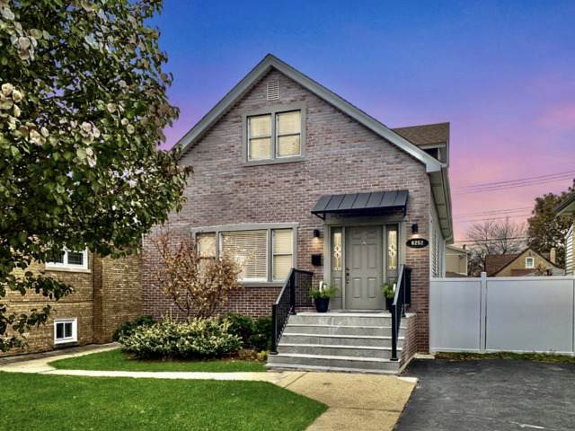 6252 N Nagle Avenue, Chicago, IL 60646 (MLS #10679736) :: Baz Network | Keller Williams Elite