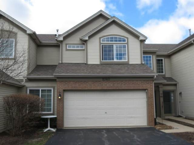 1040 Woodview Court #1040, Aurora, IL 60502 (MLS #10679762) :: Angela Walker Homes Real Estate Group