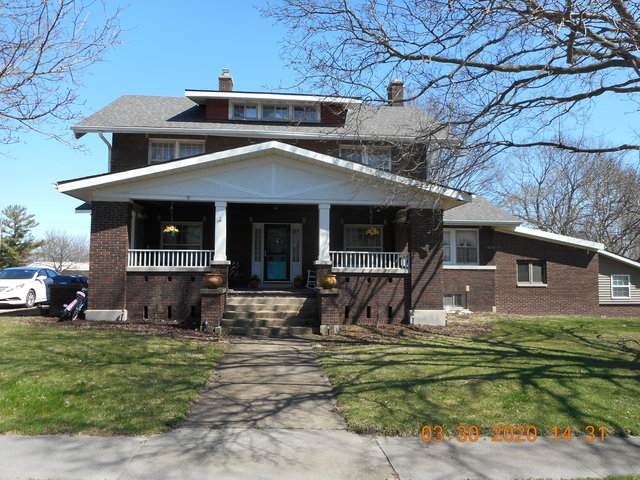 503 N Center Street, Colfax, IL 61728 (MLS #10679801) :: Angela Walker Homes Real Estate Group