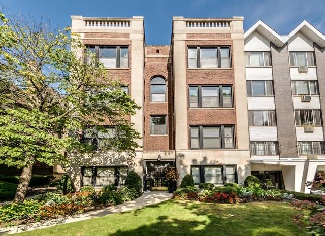 548 W Deming Place G, Chicago, IL 60614 (MLS #10679830) :: The Mattz Mega Group