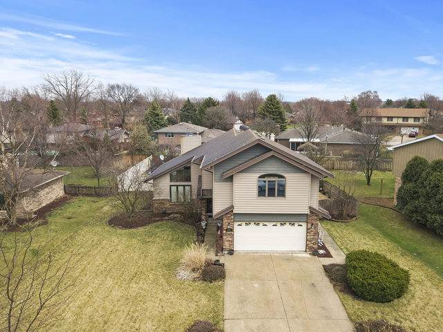 1514 Andrea Drive, New Lenox, IL 60451 (MLS #10679857) :: Century 21 Affiliated