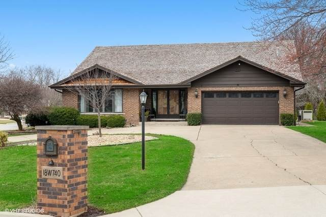 18W740 Avenue Chateaux N, Oak Brook, IL 60523 (MLS #10679878) :: Lewke Partners
