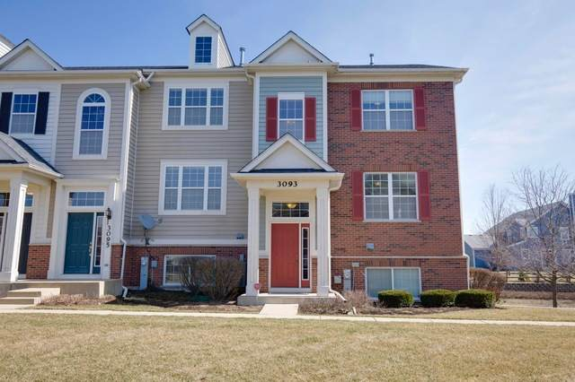 3093 Valley Falls Street #3093, Elgin, IL 60124 (MLS #10679884) :: Suburban Life Realty