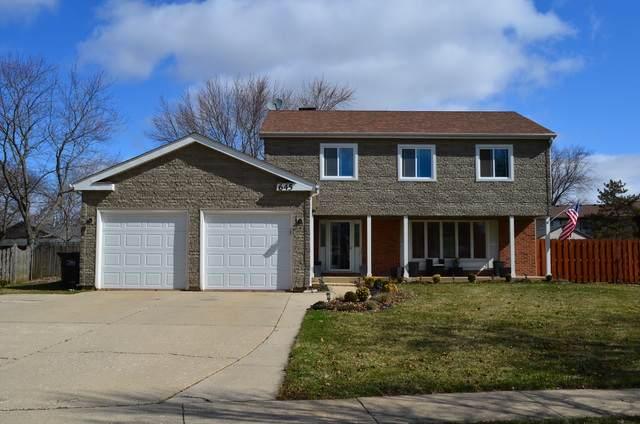 645 Darlington Lane, Crystal Lake, IL 60014 (MLS #10679898) :: Suburban Life Realty
