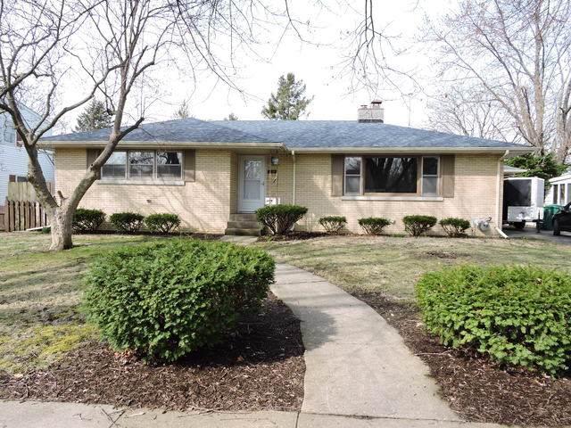 125 Earl Avenue, Joliet, IL 60436 (MLS #10679933) :: Lewke Partners