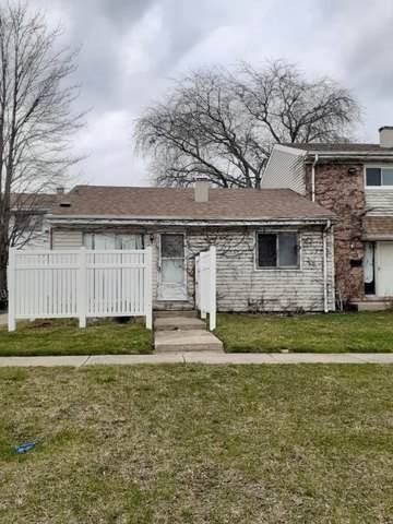 914 White Oak Lane, University Park, IL 60466 (MLS #10679945) :: Angela Walker Homes Real Estate Group