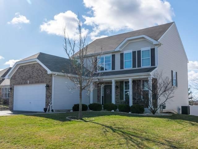 8108 Shady Oak Road, Joliet, IL 60431 (MLS #10679962) :: Property Consultants Realty