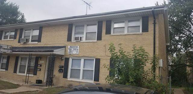 14512 Cottage Grove Avenue #2, Dolton, IL 60419 (MLS #10679968) :: Angela Walker Homes Real Estate Group