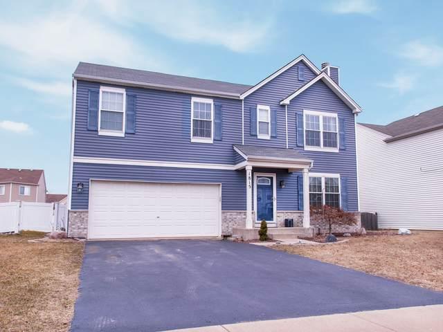 1815 Silver Ridge Drive, Plainfield, IL 60586 (MLS #10679977) :: Lewke Partners