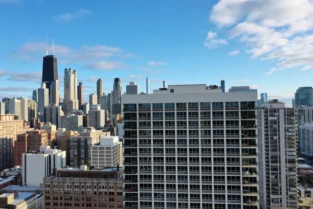 88 W Schiller Street 2208L, Chicago, IL 60610 (MLS #10679978) :: The Mattz Mega Group