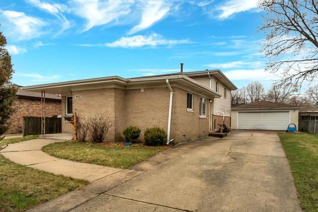 16432 Roy Street, Oak Forest, IL 60452 (MLS #10679999) :: Century 21 Affiliated