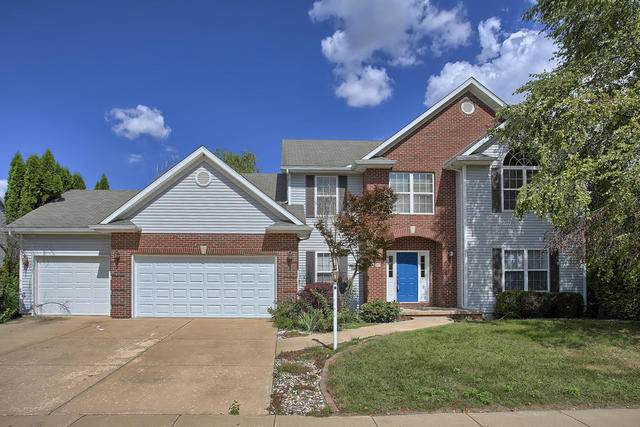4510 Doverbrook Drive, Champaign, IL 61822 (MLS #10680015) :: Jacqui Miller Homes
