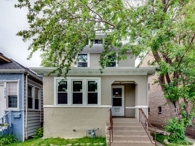 1017 Harlem Avenue, Forest Park, IL 60130 (MLS #10680027) :: Helen Oliveri Real Estate